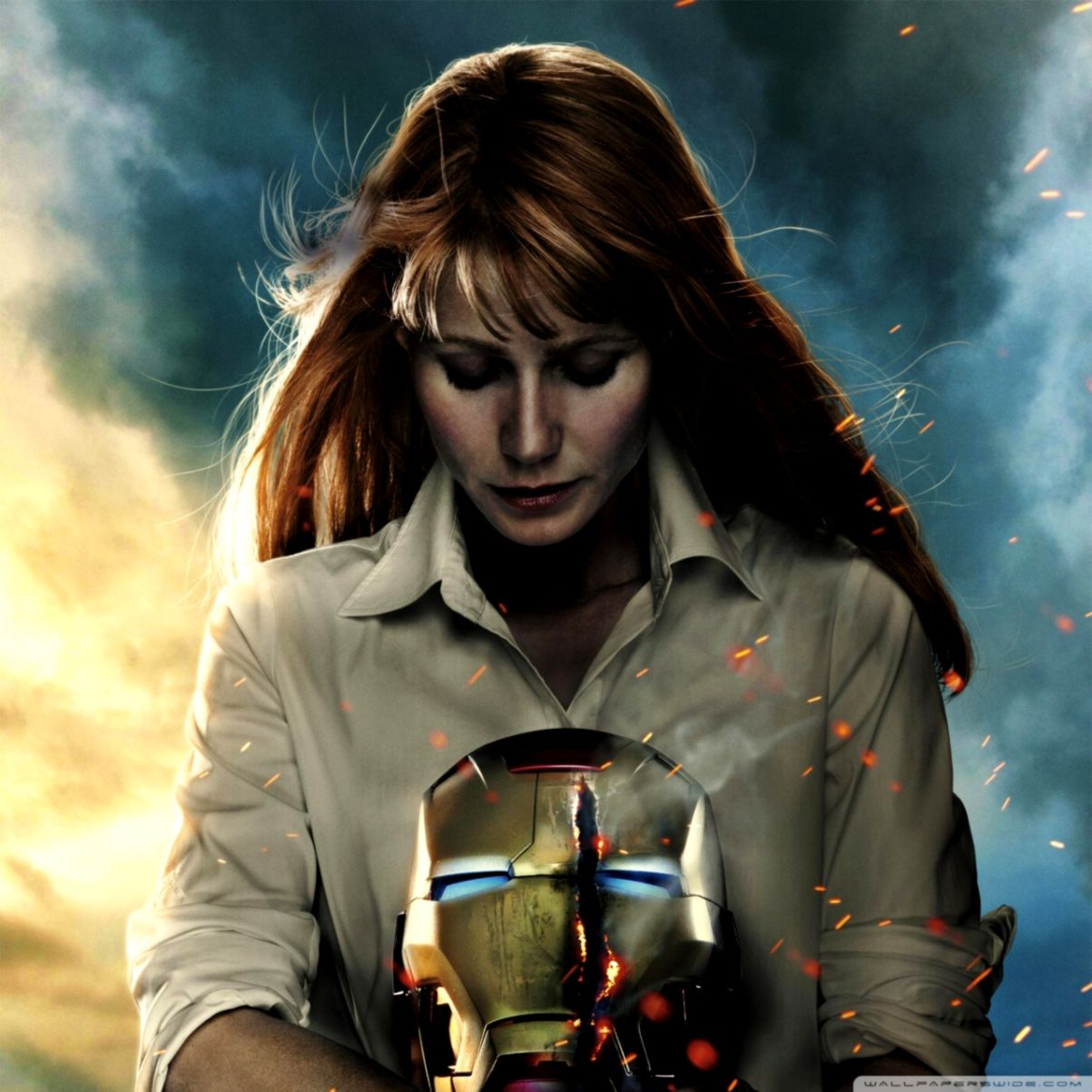 Quote It Out #26 (Rescue/Pepper Potts)