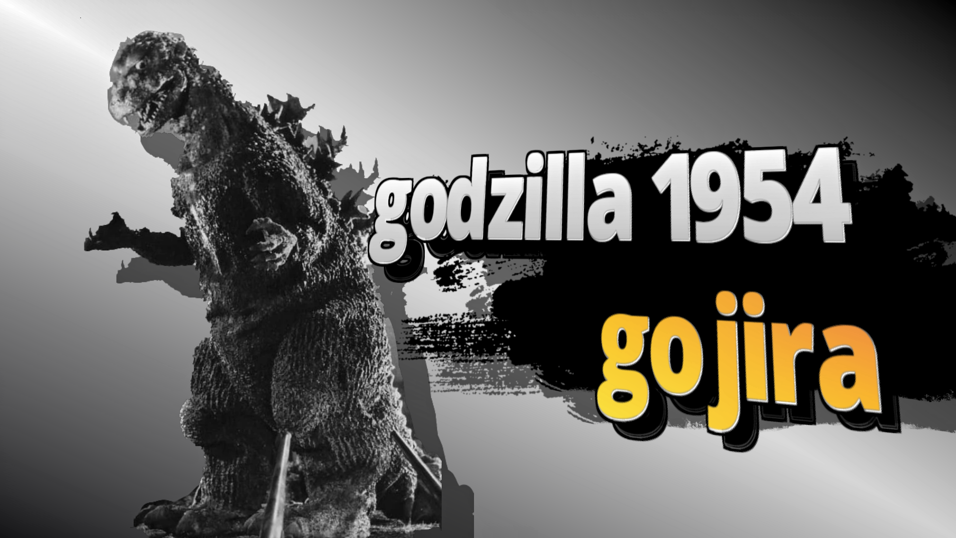 gojira 1954