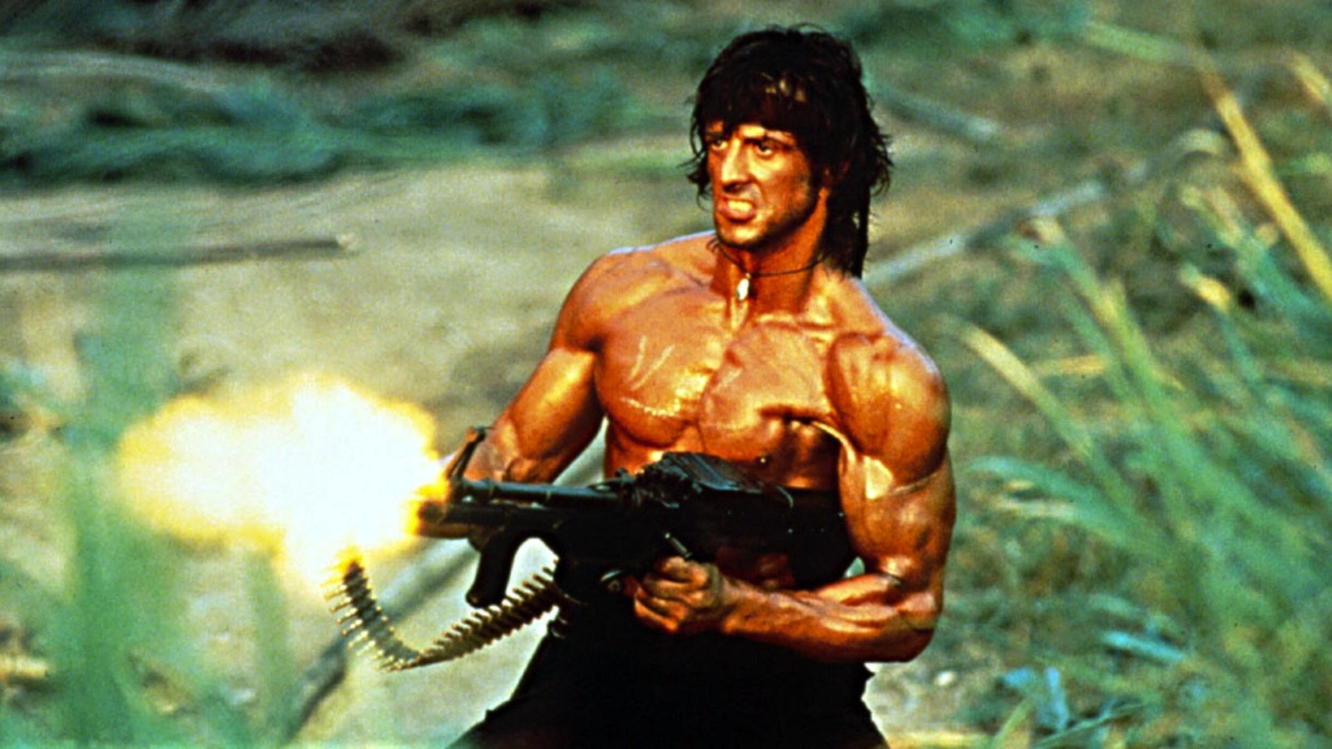 Rambo hero