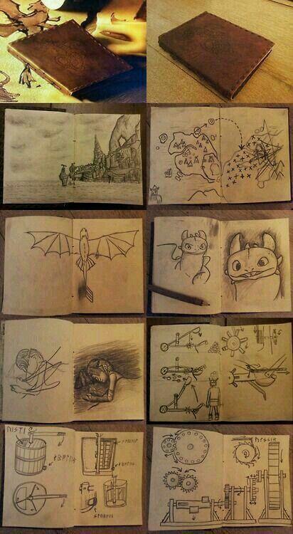 Los dibujos de Hipo
