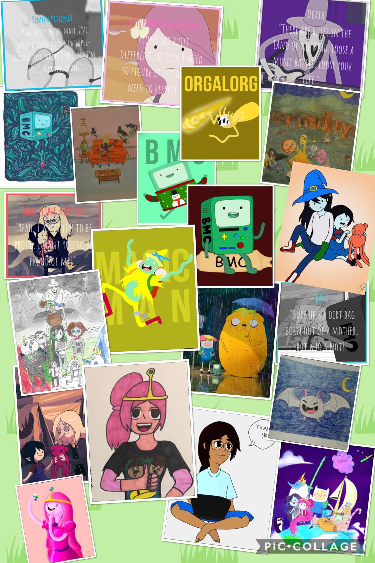 Favorites Week- Fan Art