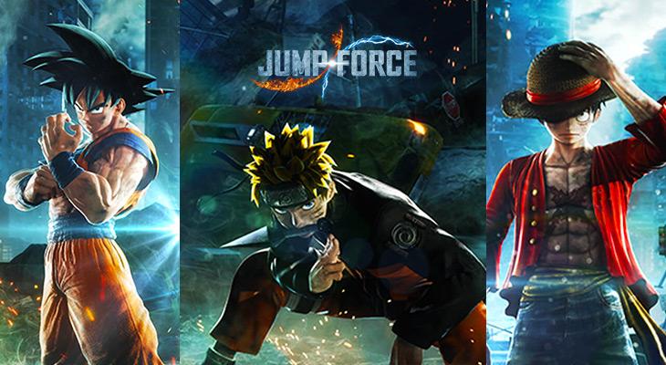 Quem Ta Ansioso Para Jump Force