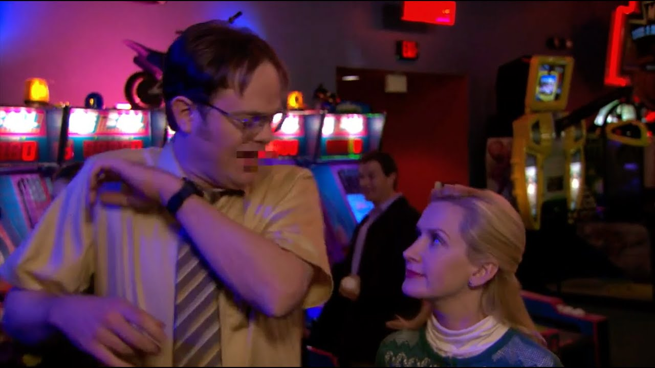 Dwight and Angela - An Office Love Story