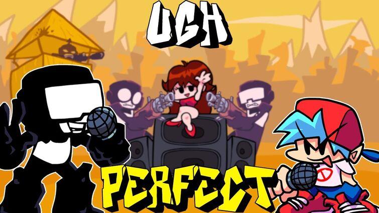 Friday Night Funkin' - Perfect Combo - Ugh [HARD] (Week 7)