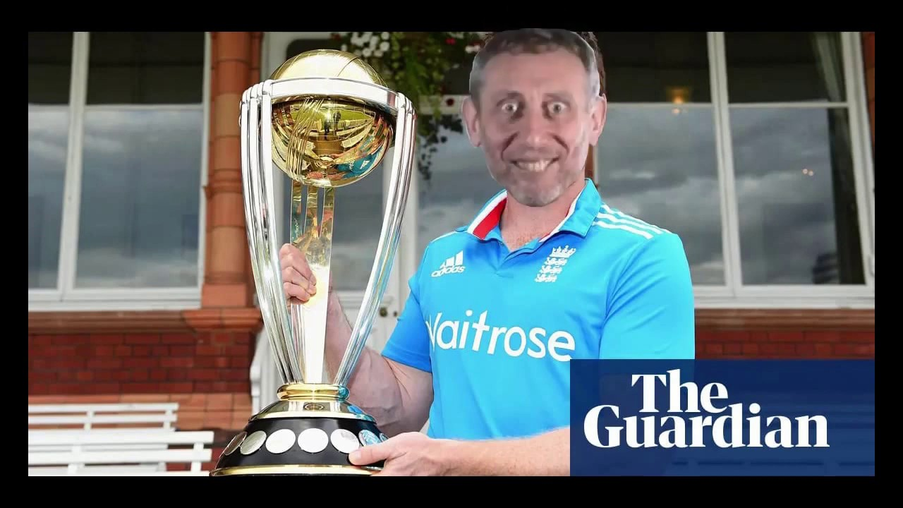 Michael Rosen ICC Creaky World Cup 2019