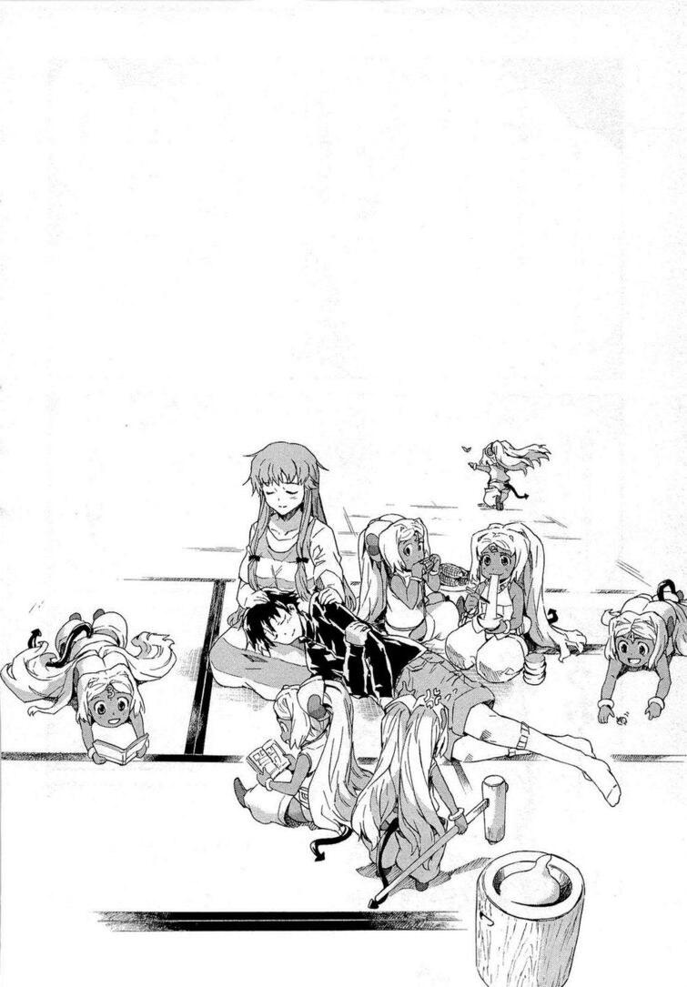 Which chapter of the manga does this picture appear in?