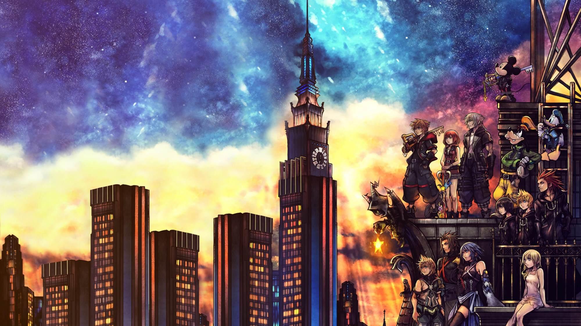 Nueva era para Kingdom Hearts Wiki Wiki