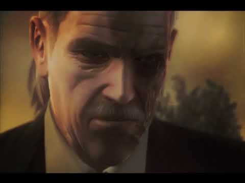 """Metal Gear Solid 4 - """"Father and Son"""" Cover (ENG)"""
