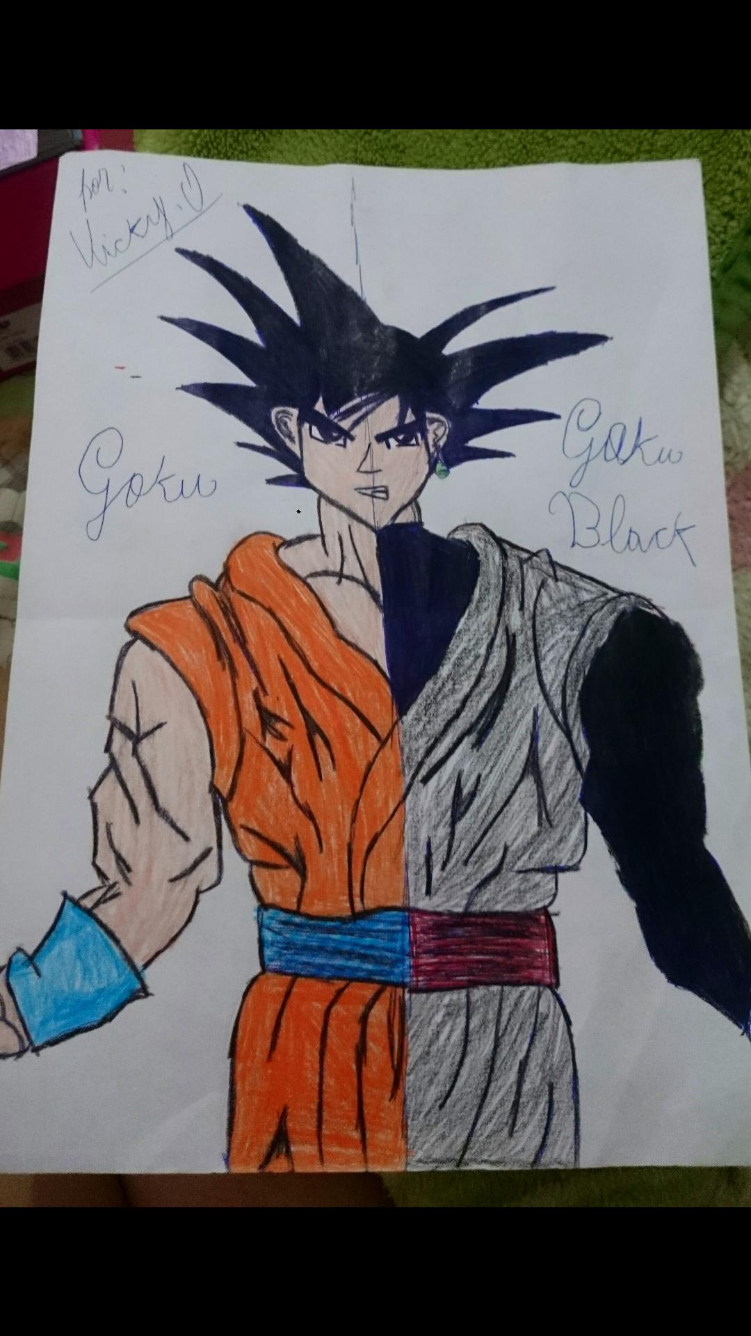 Desenho meu feito a alguns dias atrás