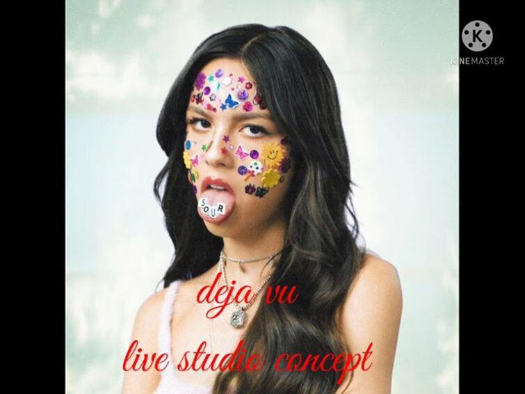 Olivia Rodrigo - deja vu (Live Studio Concept)