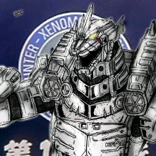 Mecha Godzilla 550's avatar