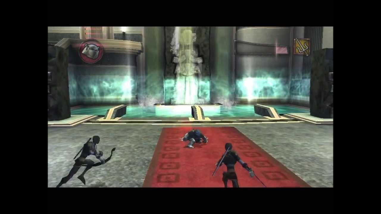 TMNT 2007 Walkthrough Mission 9 (PC)-Tower Power!