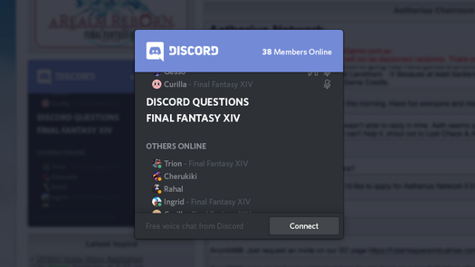 Add the Discord widget to your site – Discord Blog