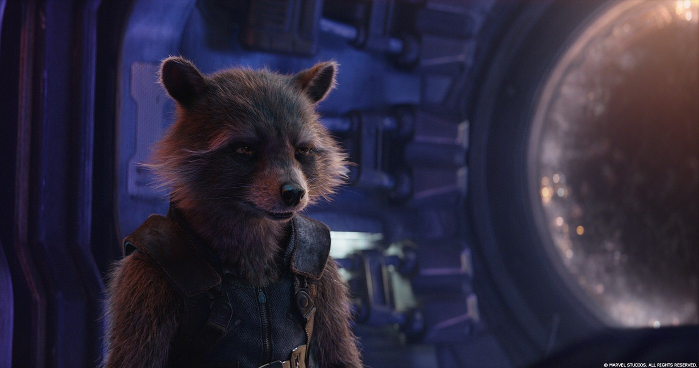 Character Discussion #28 - Rocket Raccoon