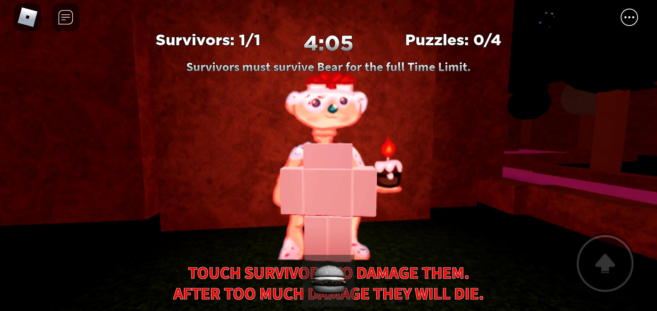Killer Bear Morph Roblox All Posts By Snackattack256 Fandom