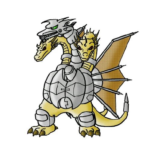 Super mecha ghidora's avatar