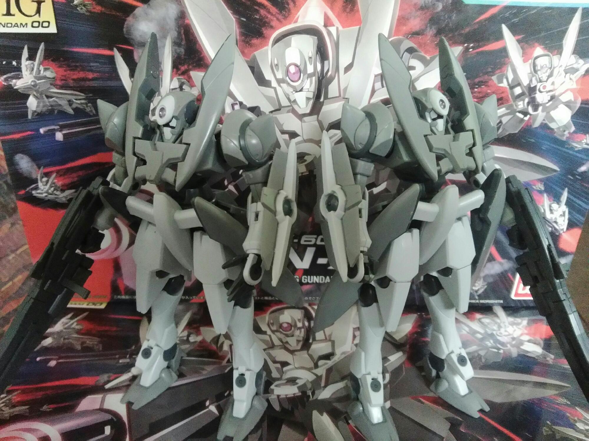 GN-X Twin unit.