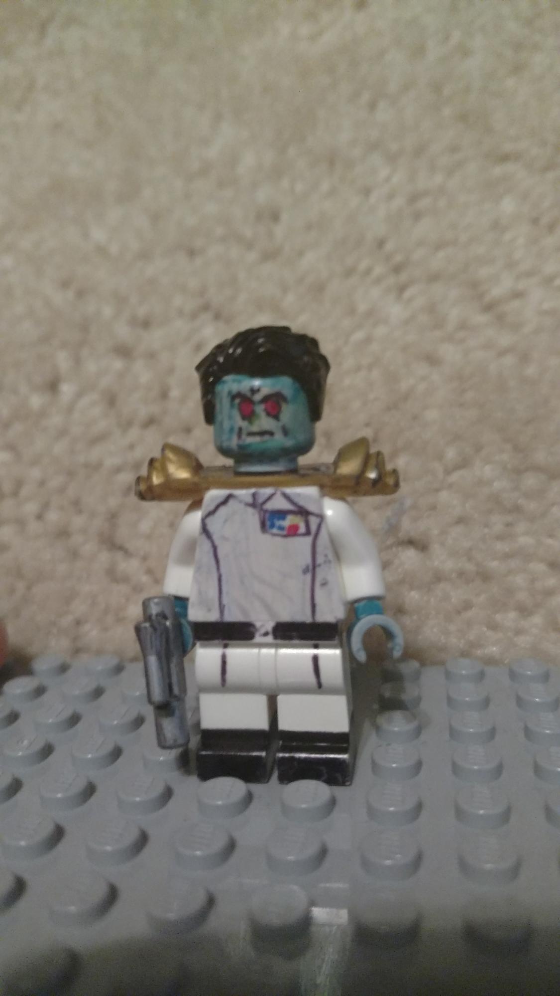 LEGO Custom 4: Legends Thrawn