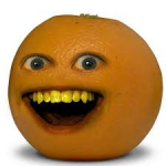 Annoyng Orange
