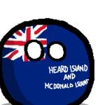 Heard Island Mapping