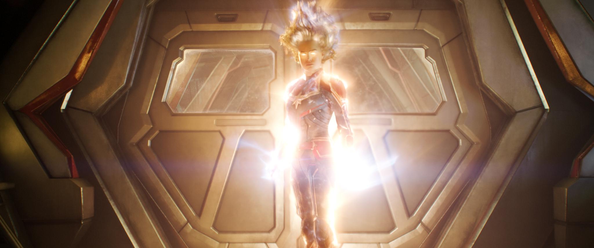 Scene Discussion #33 - Captain Marvel Unlocks Her Full Powers
