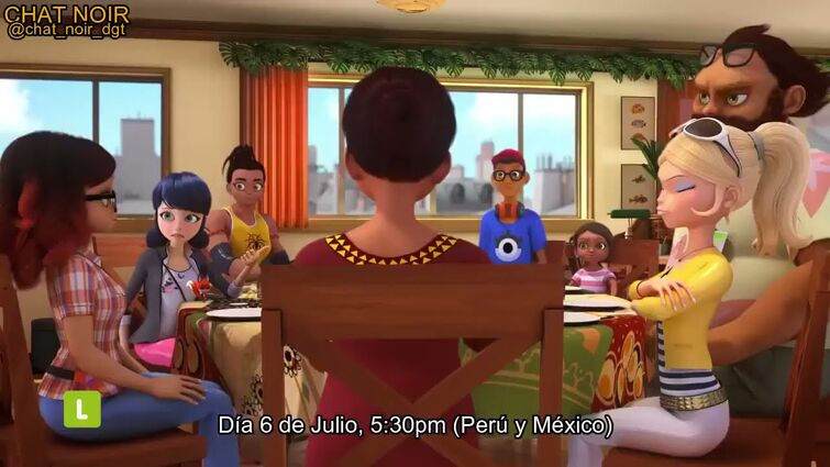 Trailer de Sentibubbler traducido al español latino / Miraculous Ladybug temporada 4