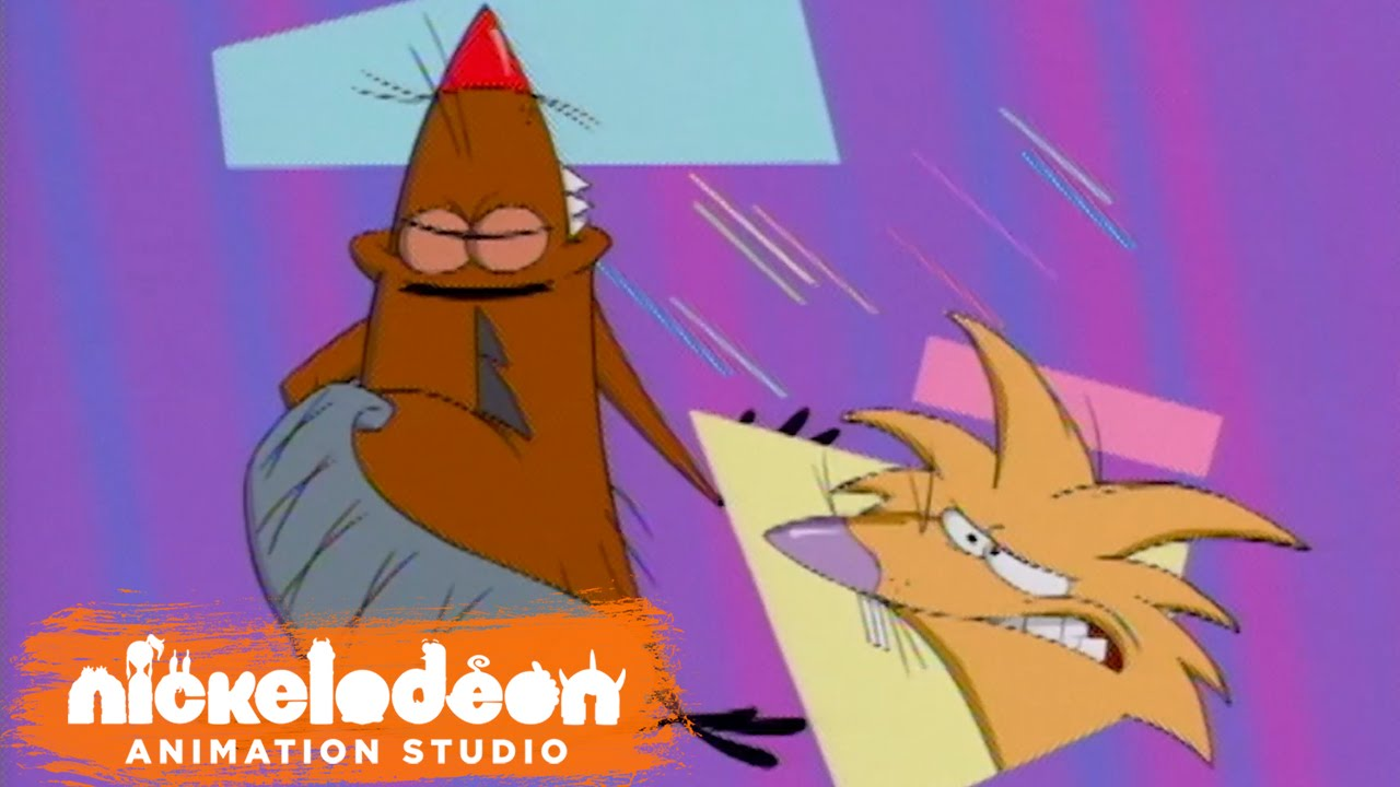 """The Angry Beavers"" Theme Song (HQ) 