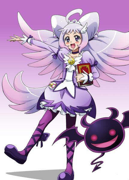 If this was a thing what would her name be I think cure smiles maybe.