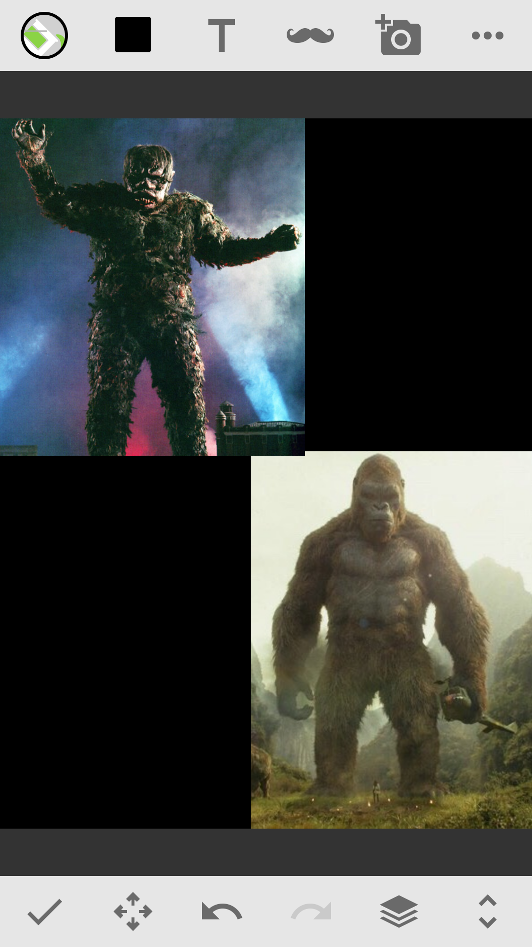 Garia Vs Kong