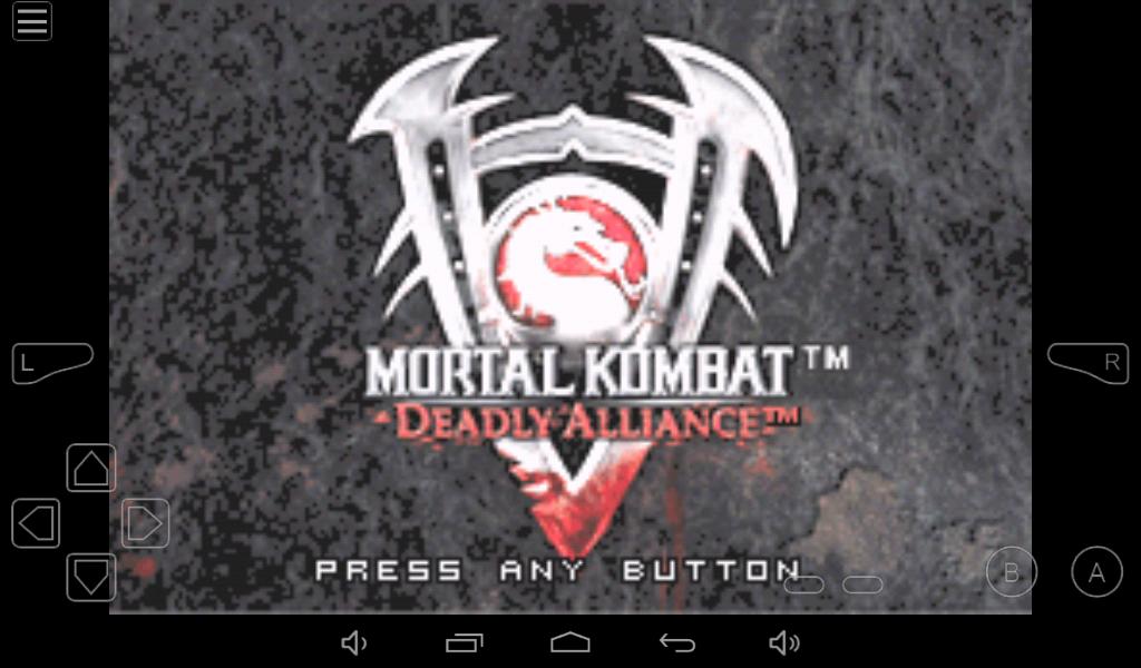 Que já jogou o mortal kombat deadly alliance?