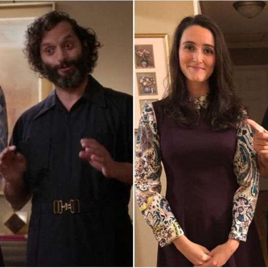Holy Forking Shirt Balls: These Good Place Halloween Costumes Are Perfection