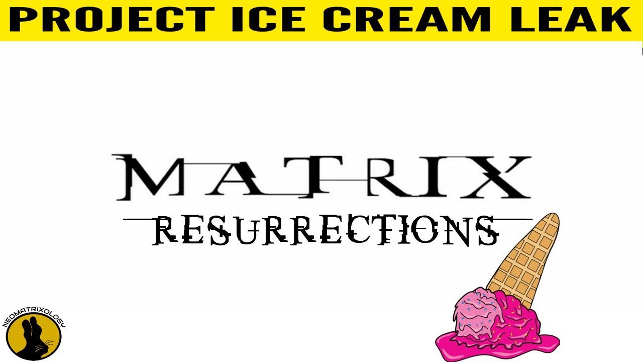 MATRIX 4   Title Revealed 👀