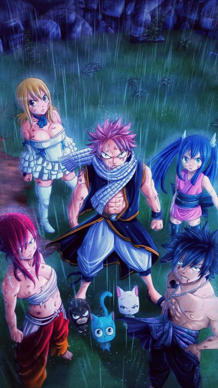 El equipo más fuerte de Fairy Tail