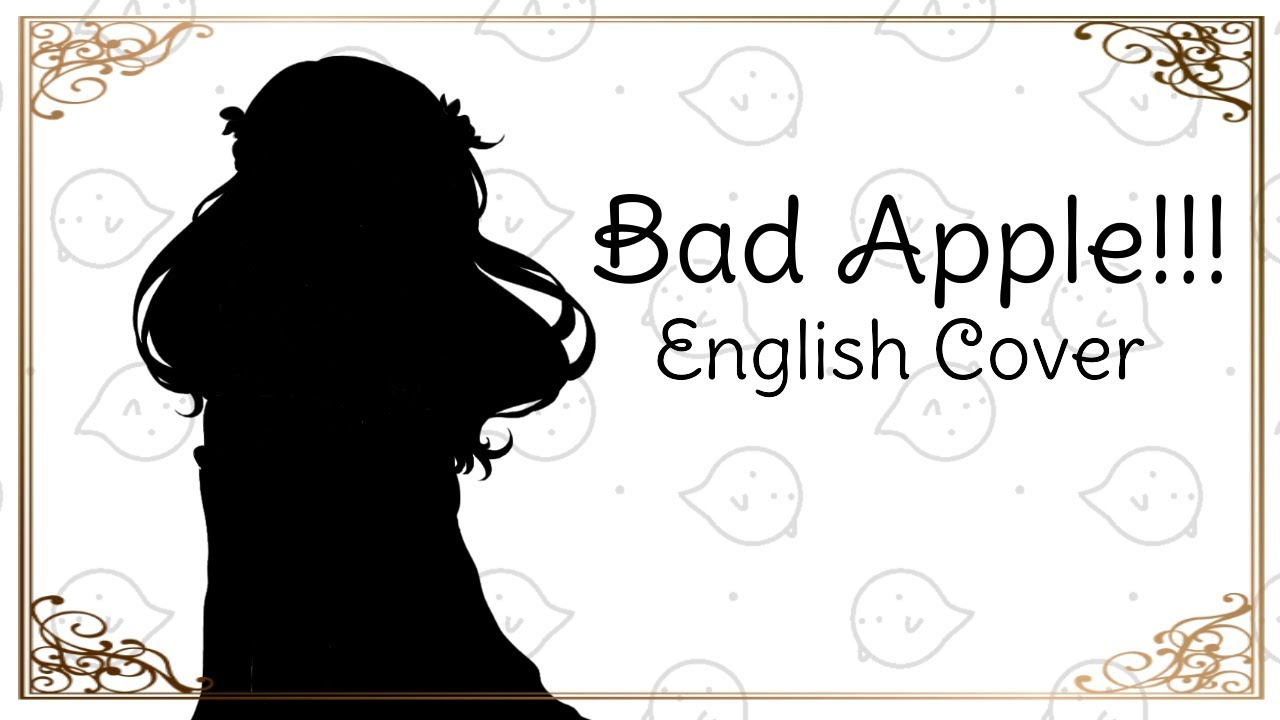 [ English Cover ] Bad Apple!!! (Touhou | Music Box Ver.)