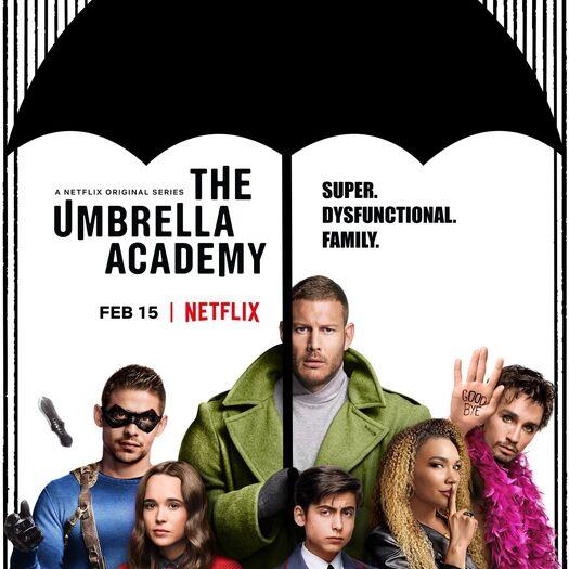 Umbrella Academy on Twitter