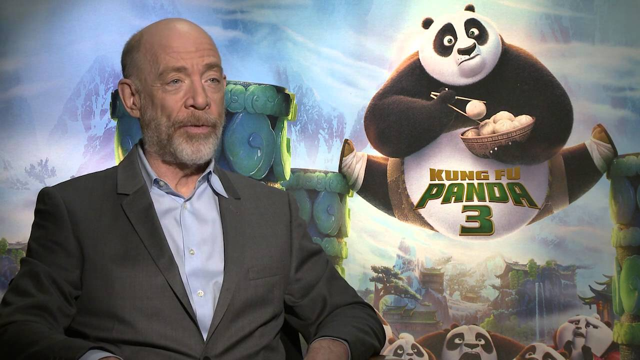 Kung Fu Panda 3 Interviews - Lucy Liu, Dustin Hoffman, and J.K. Simmons