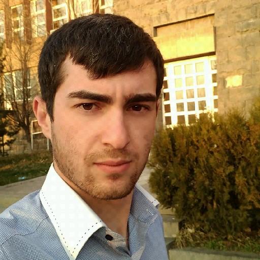Ararat Karapetyan's avatar