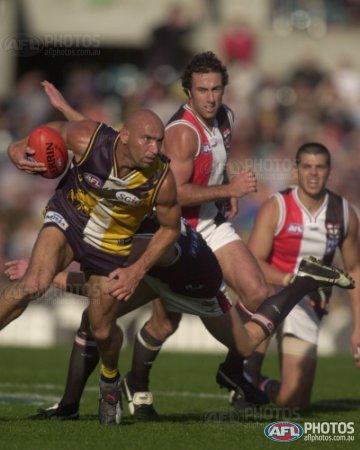 Round 18 2001
