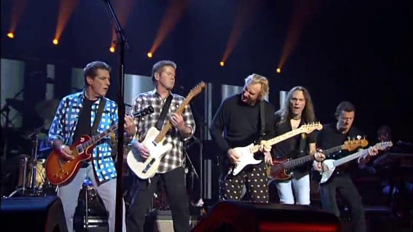 The Eagles - Dirty Laundry (Live-2005)