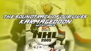 The Soundtrack Of Our Lives - Karmageddon (+ Lyrics) - NHL 2005 Soundtrack