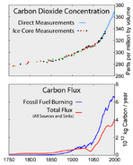 Carbon History and Flux-2