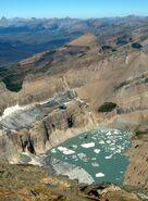 Grinnell Glacier 2005