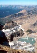 Grinnell Glacier 1981