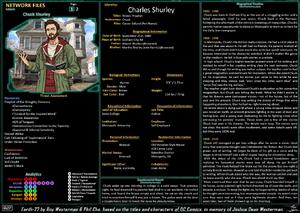 Network Files Chuck Shurley