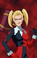 Harley Quinn unmasked