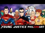 Earth-27 Young Justice