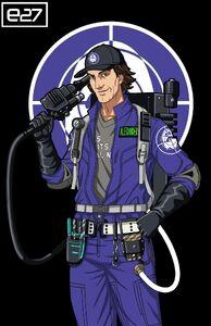 Ron Alexander (Ghost Smasher)