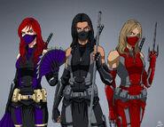 Assassins Three