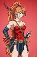 Wonder Woman (Andraste)