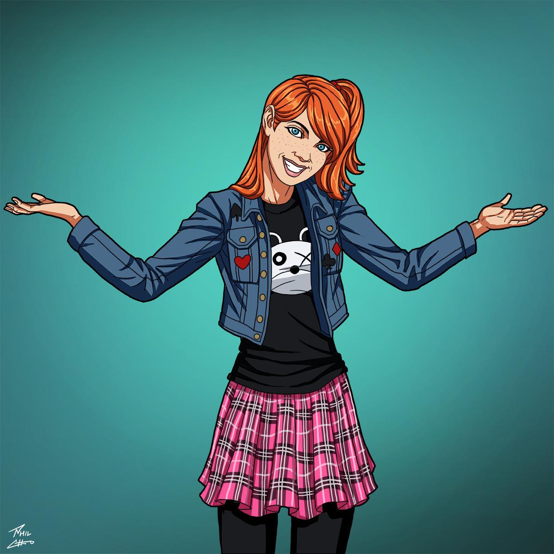Lucy Quinzel